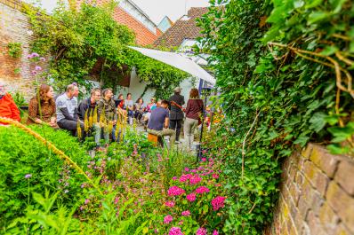 Struinen In De Tuinen (Maarten J Eykman)